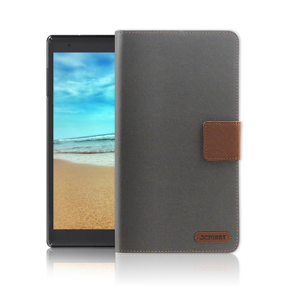 XM  Lenovo Tab4 8吋 微笑休閒風支架皮套 @ Y!購物