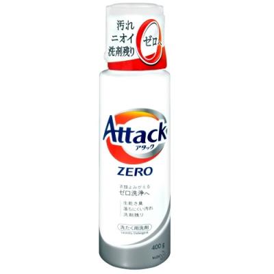 花王 Attack ZERO 抗菌消臭濃縮洗衣精(400g)