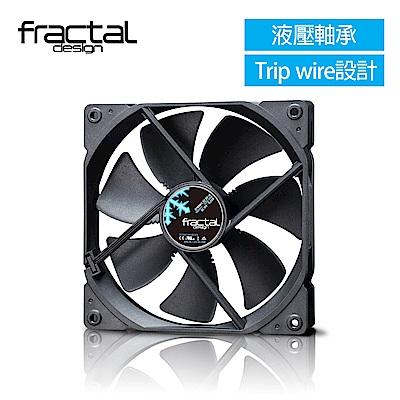 【Fractal Design】 Dynamic X2  GP-14 黑 機殼系統靜音風扇