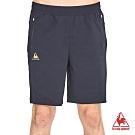 法國公雞牌運動短褲 LWL8340199-男-黑