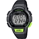 CASIO 卡西歐 運動慢跑女錶-黑x螢光綠(LWS-1000H-1A) product thumbnail 1