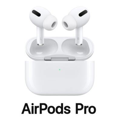 (時時樂)Apple AirPods Pro 無線充電藍牙耳機 MWP22TA