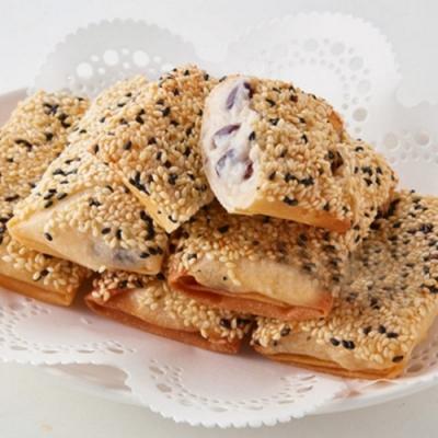 任選_元家宅鮮配 法式白醬酥(450g/盒)