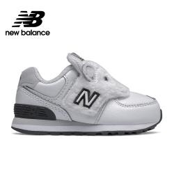 【New Balance】童鞋_中性_白色_IV574AQB-W楦