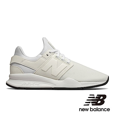New Balance 復古鞋WS247UD女 米白
