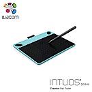 (福利品) Wacom Intuos Art 藝術創意觸控繪圖板-時尚藍(小)