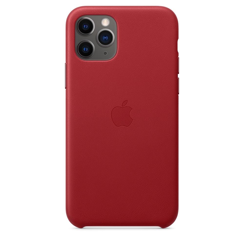 Apple 原廠 iPhone 11 Pro Max皮革保護殼 product image 1