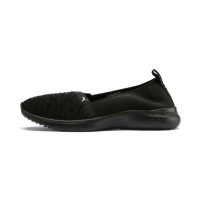 PUMA-Adelina 女性復古休閒鞋-黑色