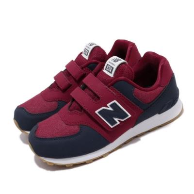 New Balance 休閒鞋 YV574DMIW 寬楦 童鞋
