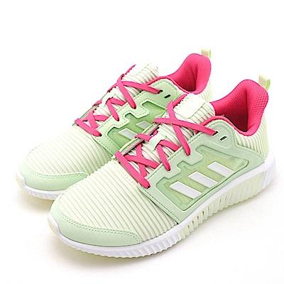 ADIDAS-CLIMACOOL VENT女慢跑鞋-蘋果綠