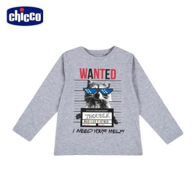 chicco-To Be B-墨鏡小狗長袖上衣
