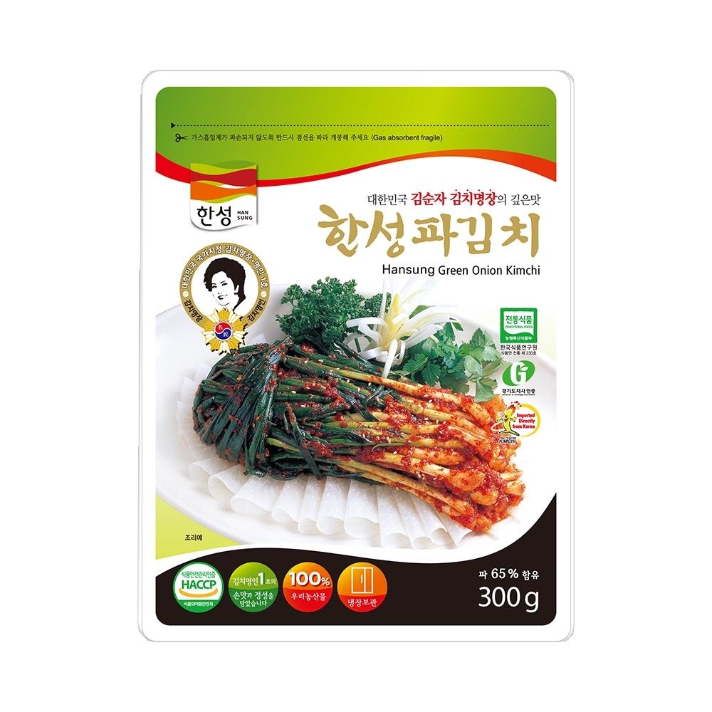 【漢盛】蔥泡菜 300g