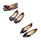 [雙十二限定]KEITH-WILL時尚鞋館熱銷豆豆鞋-2款可選(買2件就送圍巾)