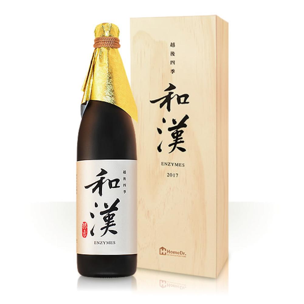 HomeDr.和漢酵素(750ml/瓶) @ Y!購物