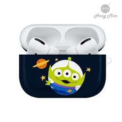 迪士尼系列 Airpods Pro 防塵耐磨保護套 三眼怪 Alien