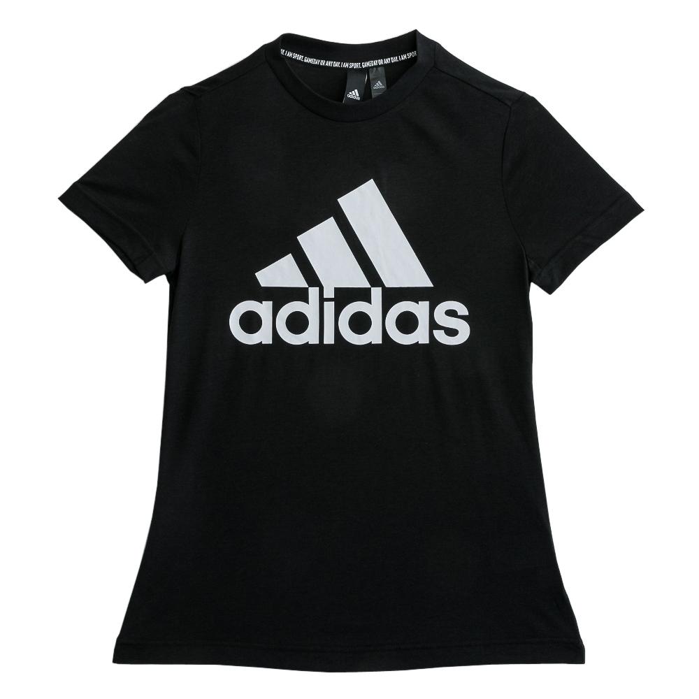 Adidas 愛迪達W MH BOS-短袖上衣-女 @ Y!購物
