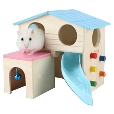 有喵病 倉鼠趣味小木屋