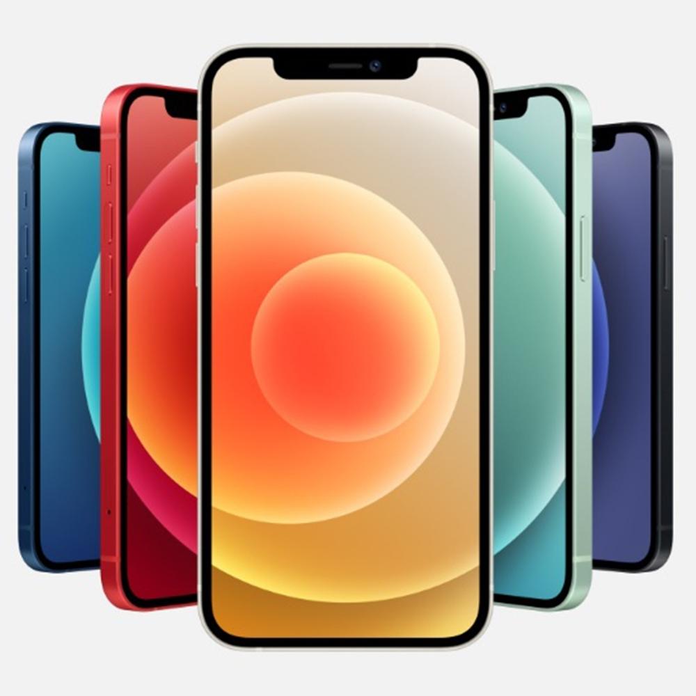 【福利品】Apple  iPhone 12 64G 6.1吋手機 電池健康度100% 外觀無傷