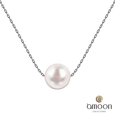 amoon 戀戀東京系列 明珠 18K金珍珠項鍊