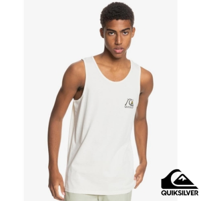 【QUIKSILVER】FRESH TAKE TANK 背心 白色