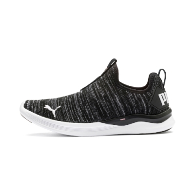 PUMA-IGNITE Flash Summer Slip 女性慢跑鞋-黑色