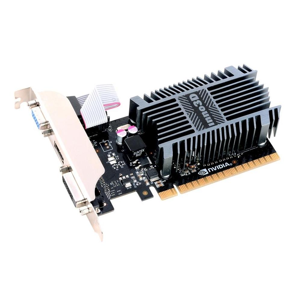 INNO3D 映眾 GeForce GT 710 1GB SDDR3 LP 顯示卡