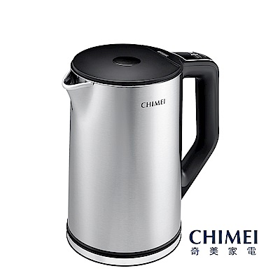 (滿額送超贈點)CHIMEI奇美 1.5L 五心級溫控不鏽鋼快煮壺 KT-15MDT0