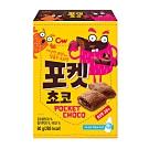 韓國CW巧克力夾心口袋餅(60g)