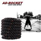 【AD-ROCKET】UFC專業級格鬥繩厚度50mm/戰繩/戰鬥繩 12M加長型