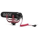RODE VideoMic GO 超指向專業電容式麥克風│機頂麥克風 (RDVMGO)