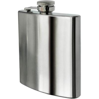 《Premier》隨行酒壺(銀235ml)