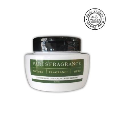 Paris fragrance 巴黎香氛-淨爽油切頭皮養護洗髮霜300ml