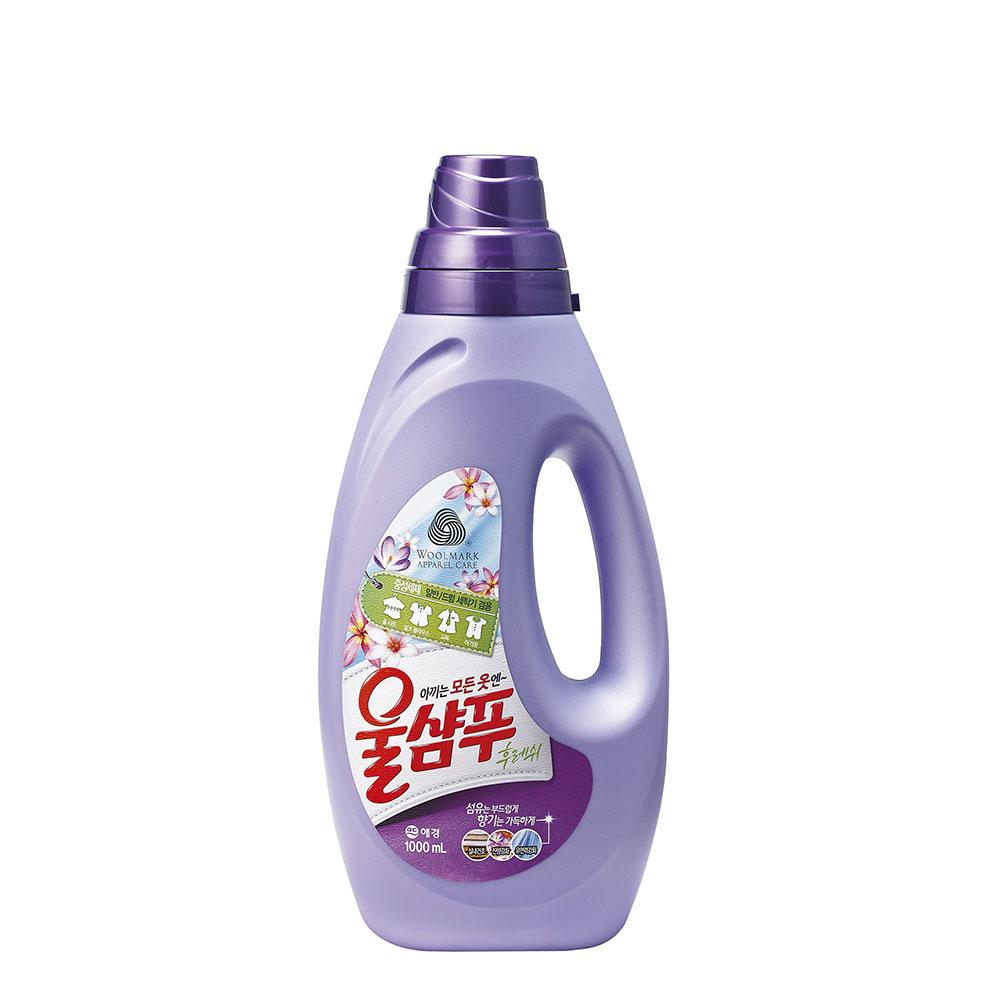 韓國AK 精緻衣物洗衣精(持久花香型) 1L