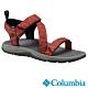Columbia 哥倫比亞 男款-涼鞋 -紅色  UBM45300RD product thumbnail 1