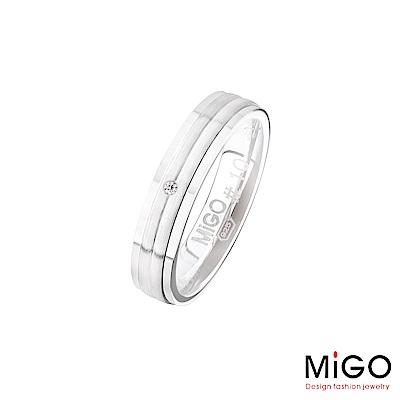 MiGO 約定純銀女戒指