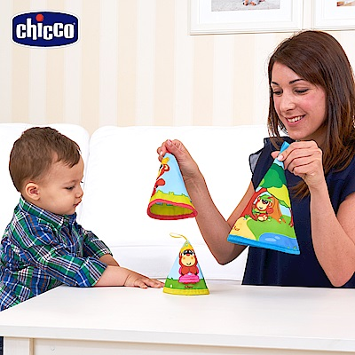 chicco-青蛙王子立體故事筒