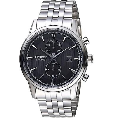 星辰CITIZEN都會雅痞時尚Eco-Drive腕錶(CA7001-87E)