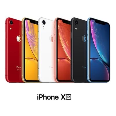 Apple iPhone XR 128G 6.1吋 智慧型手機
