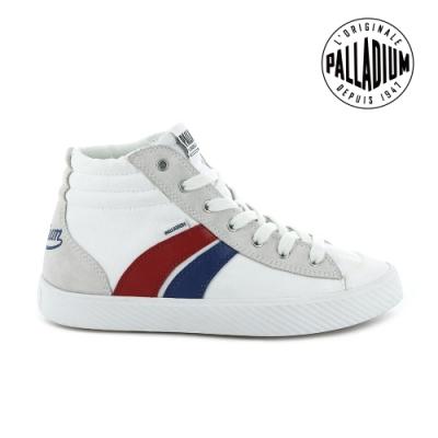 Palladium PALLAPHOENIX CUFFRTO高筒帆布鞋-女-白