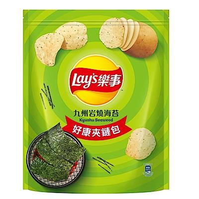 樂事 九州岩燒海苔洋芋片(275g)