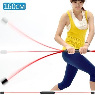160CM高效率扭力棒振動杆 彈力棒 健身棒