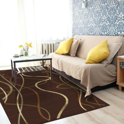范登伯格 - 水晶 絲質地毯 - 水舞 (160 x 230cm)