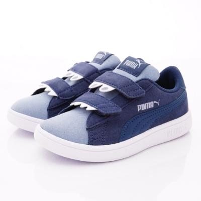 PUMA童鞋 MONSTER休閒鞋款 TH69680-03藍(中小童段)