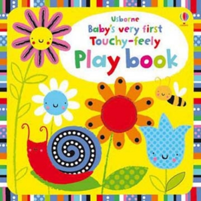 Baby s Very First Touchy-Feely Play Book 植物篇