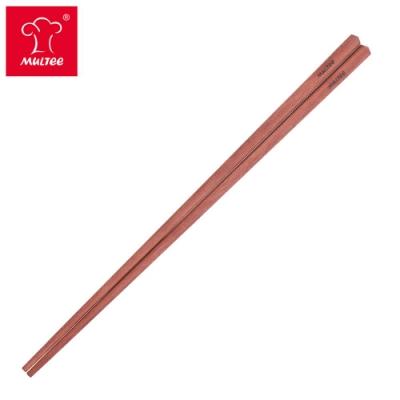 MULTEE摩堤 鐵線子料理筷34cm-咖啡
