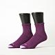 Footer除臭襪-螺旋氣墊輕壓力襪-六雙入(藍色*2+綠色*2+紫色*2) product thumbnail 1
