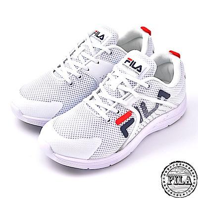 FILA 男女款 輕量慢跑鞋 4 J026S 113