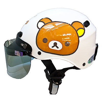 拉拉熊 懶熊 雪帽K825-RK1(白色)