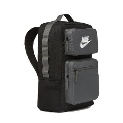 Nike 後背包 Future Pro Kids BKPK 外出 小包 童款 多格收納 上學 黑 灰 BA6170010