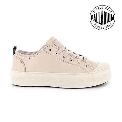 Palladium SUB LACE LTH低筒女鞋-淡粉